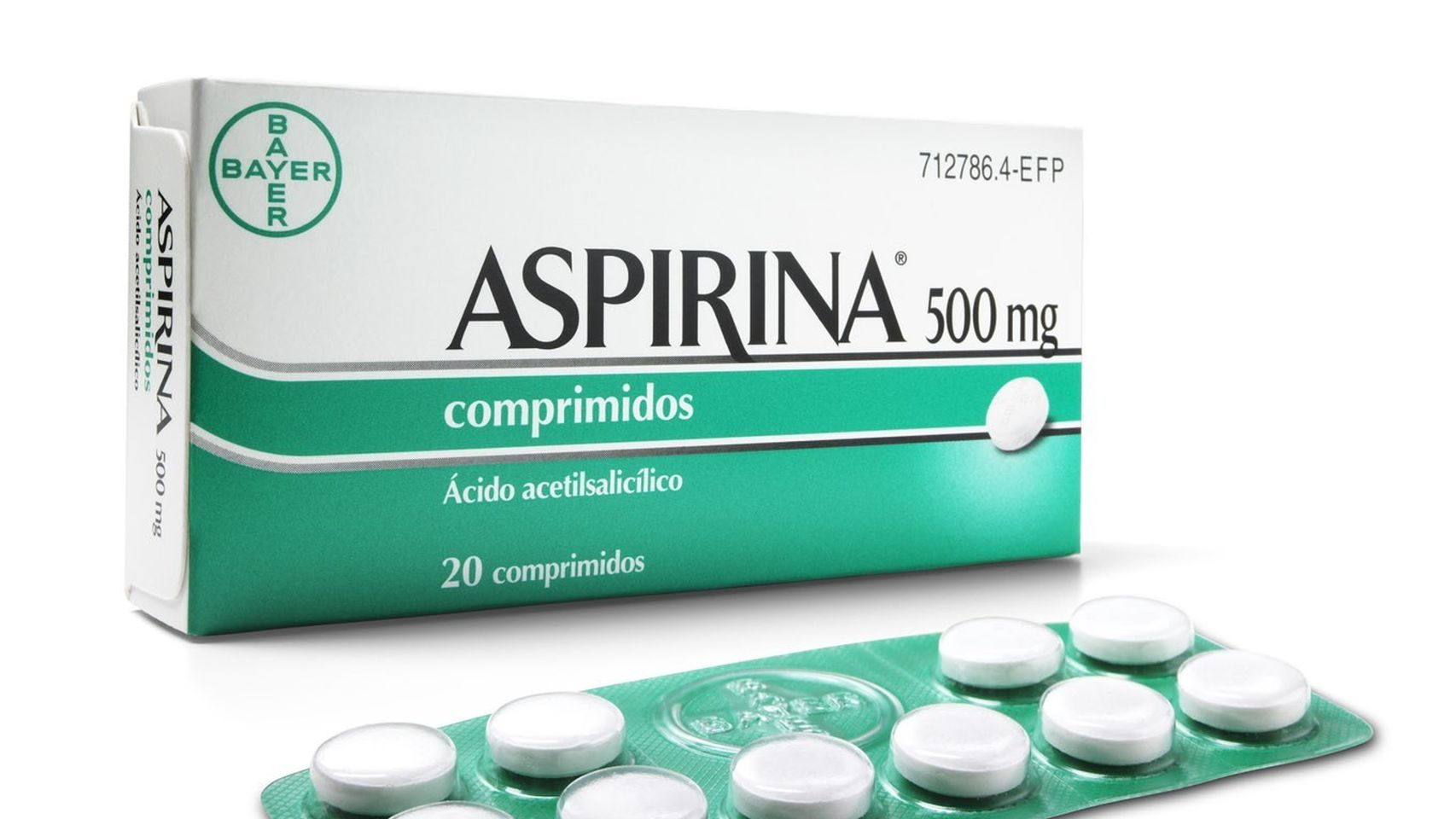 Aspirina comprimidos