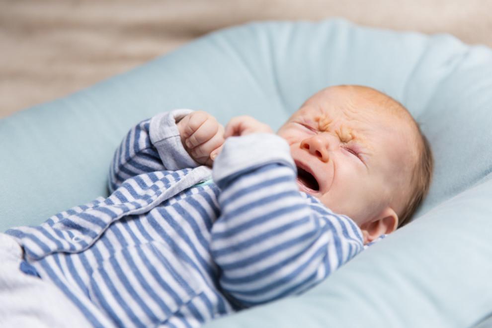 Síntomas bebés alertarte