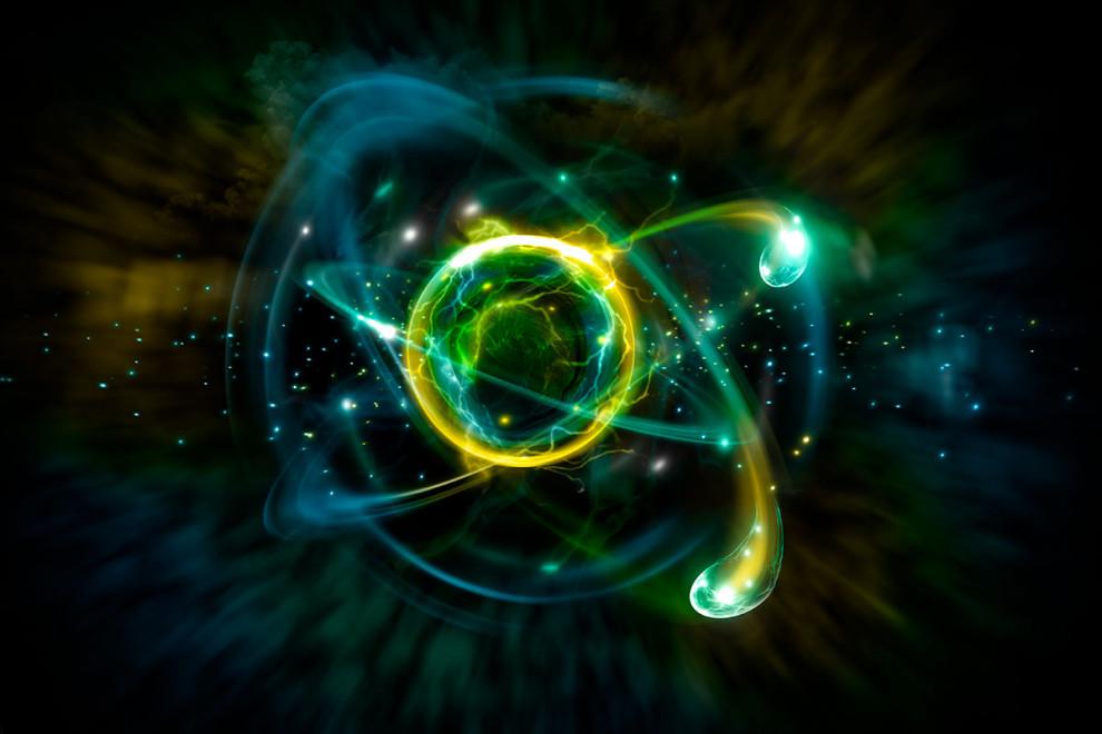 Partes átomo