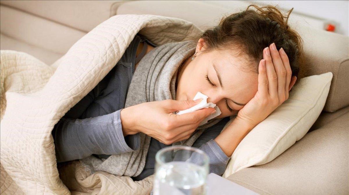 Paracetamol gripe