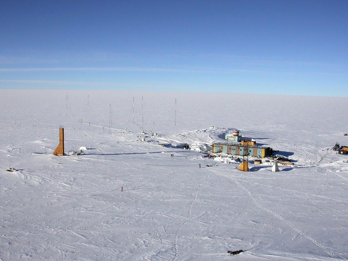 Base Vostok