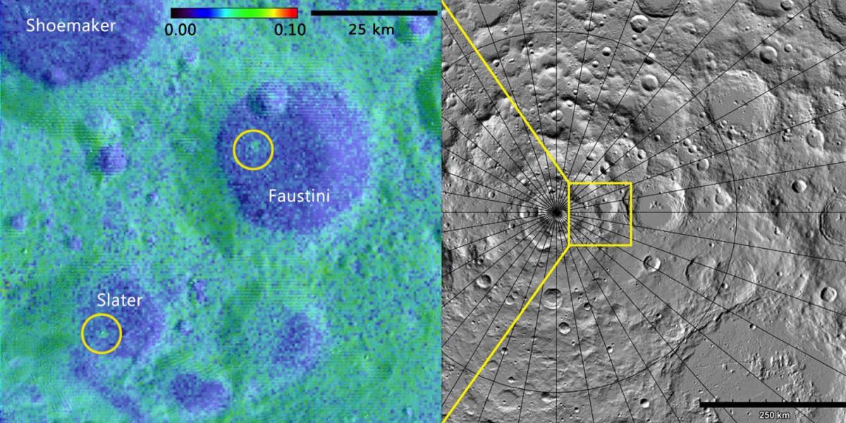 Cráter Faustini