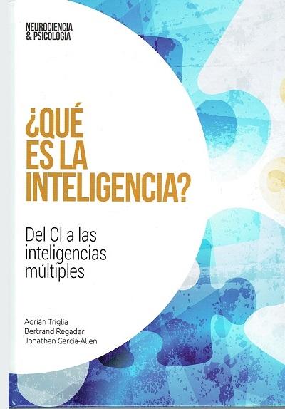 Qué es la inteligencia
