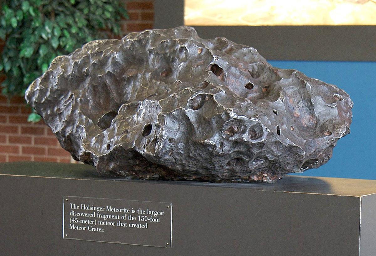 Meteoritos metálicos