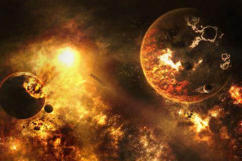 Teorías final universo