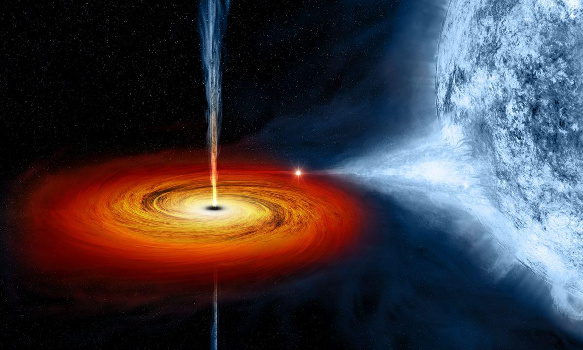 Masificación agujeros negros