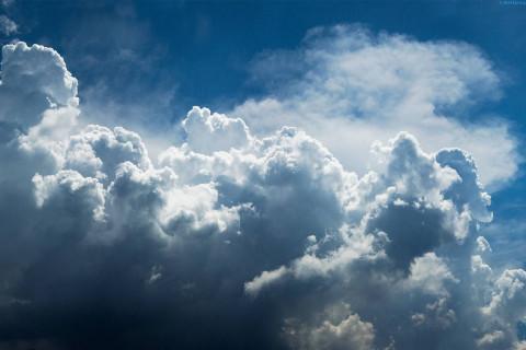 Cómo forman nubes