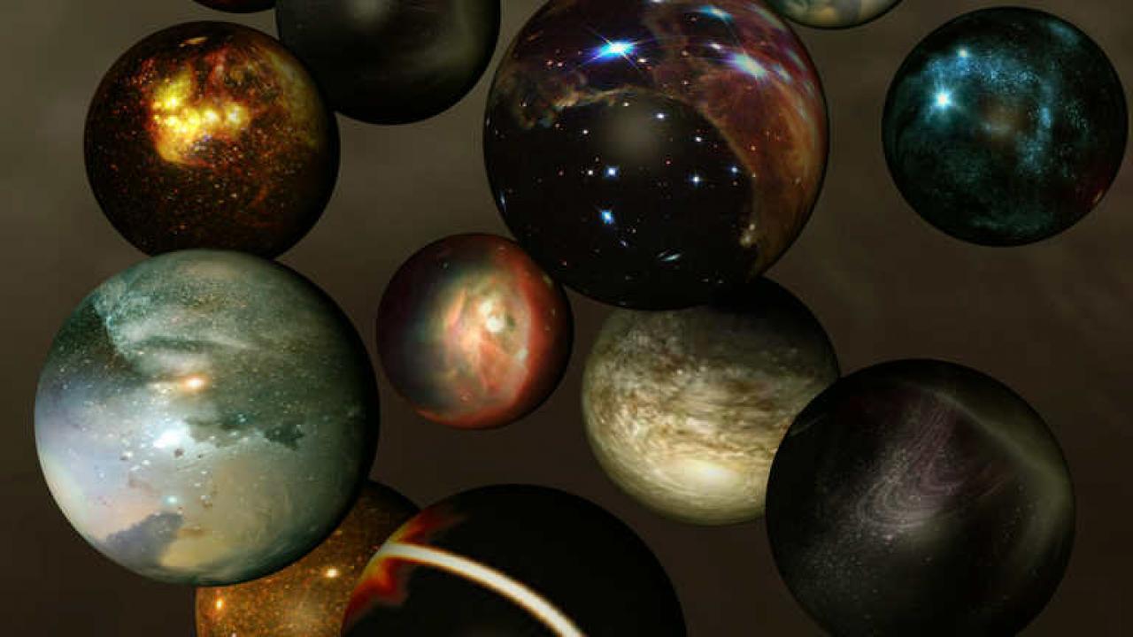 Multiverso curiosidad