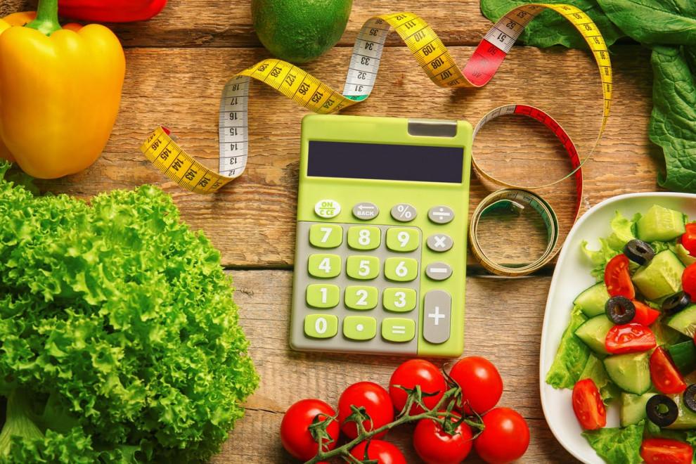 Cuántas calorías comer día