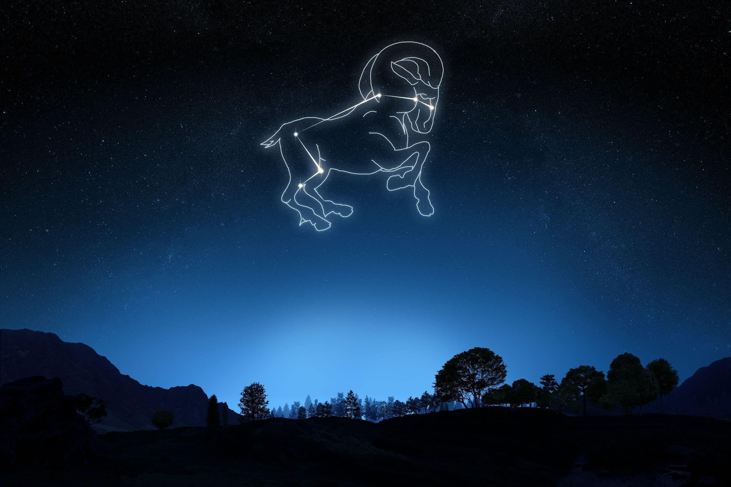 Constelación mitología
