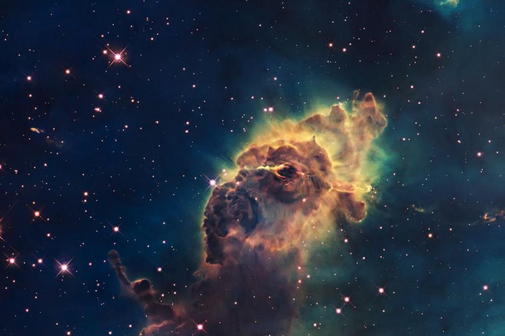 Tipos nebulosas
