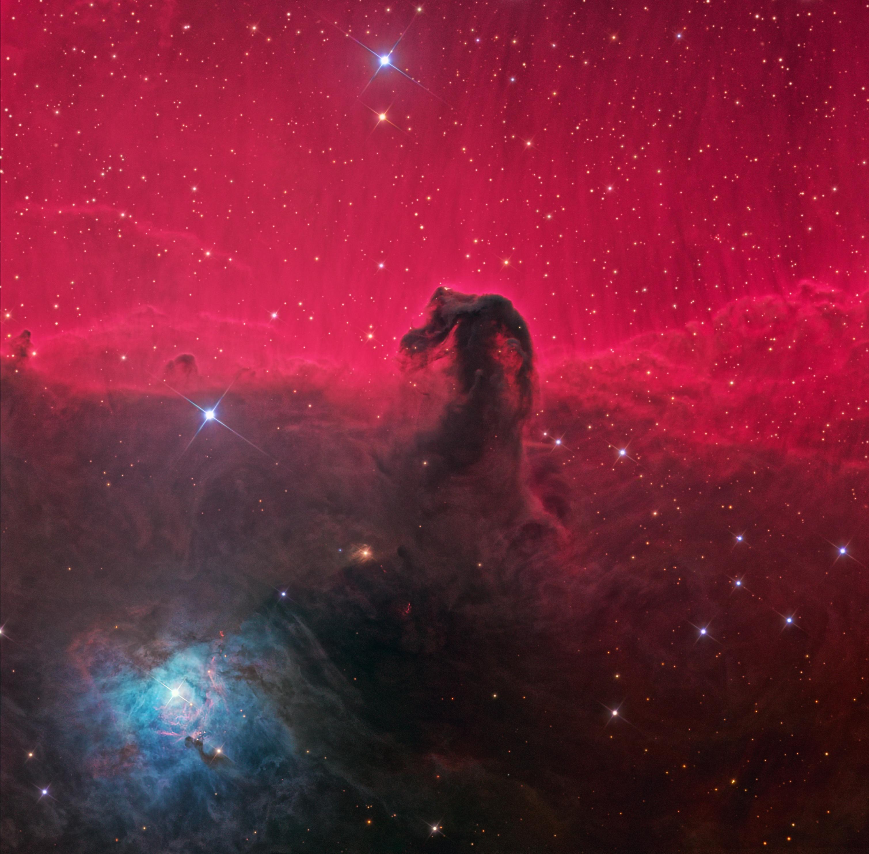 Nebulosa Cabeza Caballo