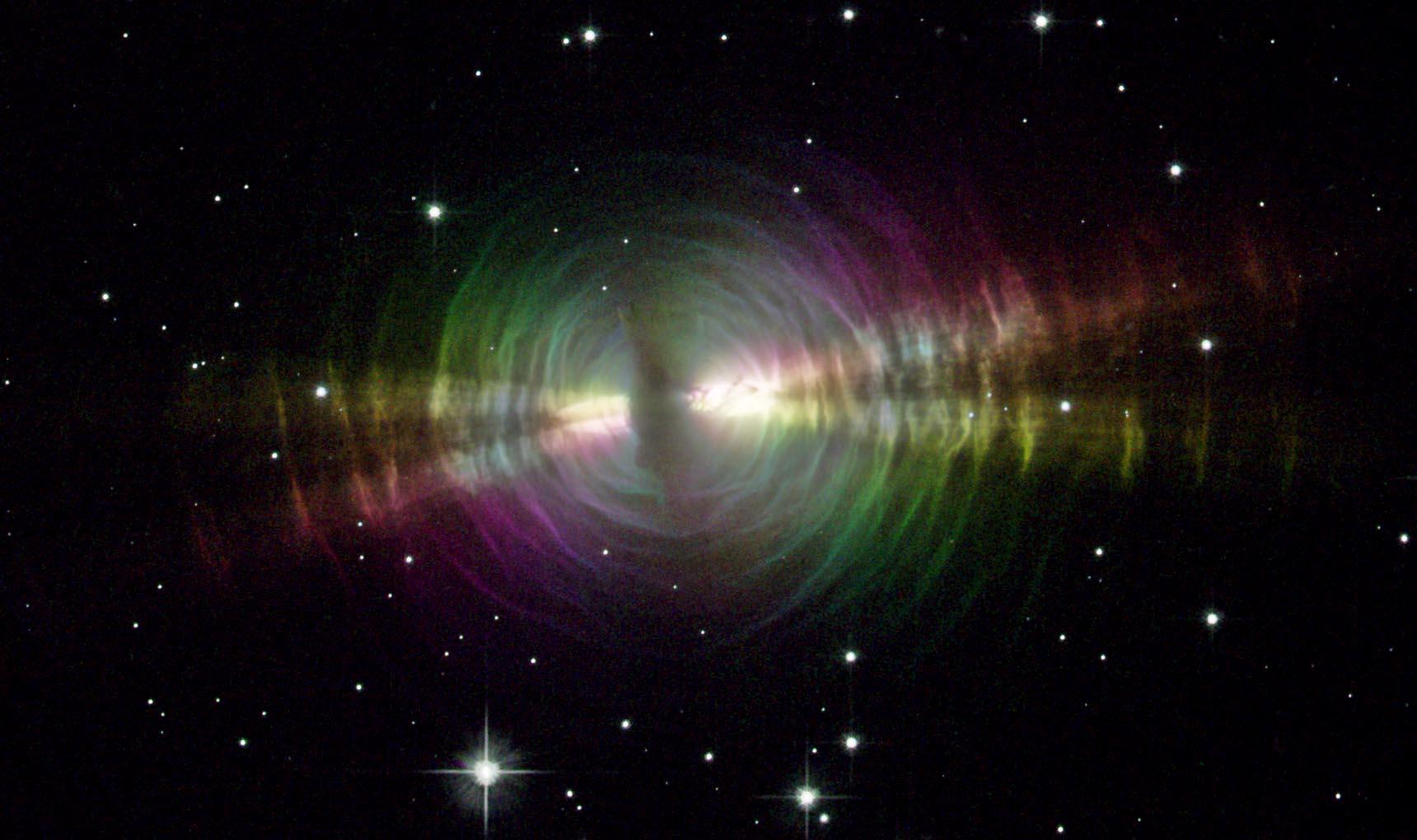 Nebulosa huevo