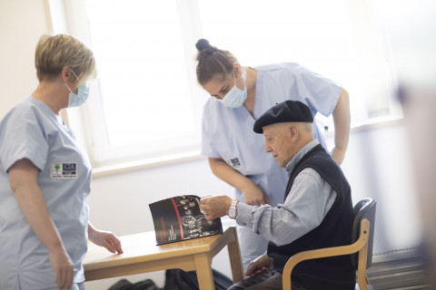 Enfermedades geriátricas