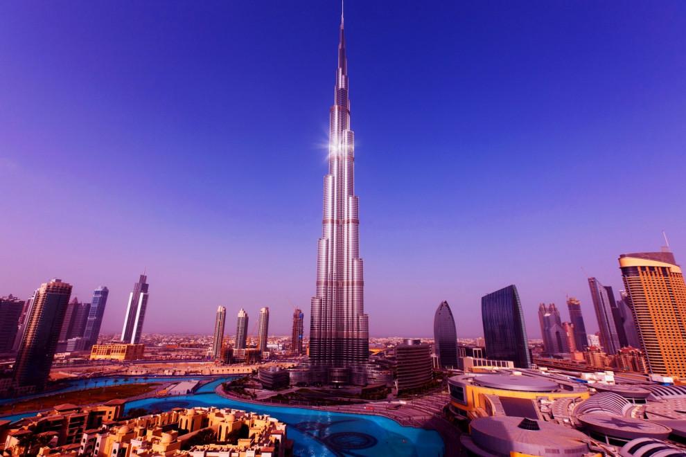 Edificios más altos mundo
