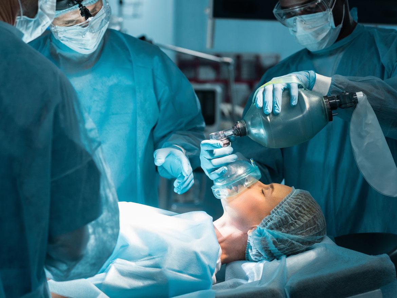 Error anestesia