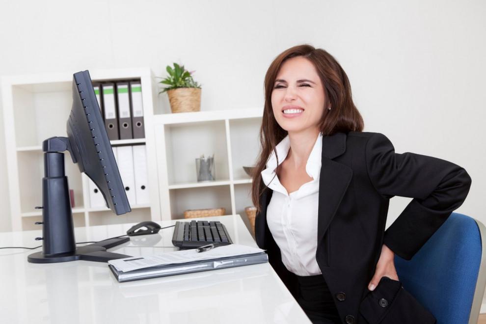 Consejos fortalecer espalda trabajas pc