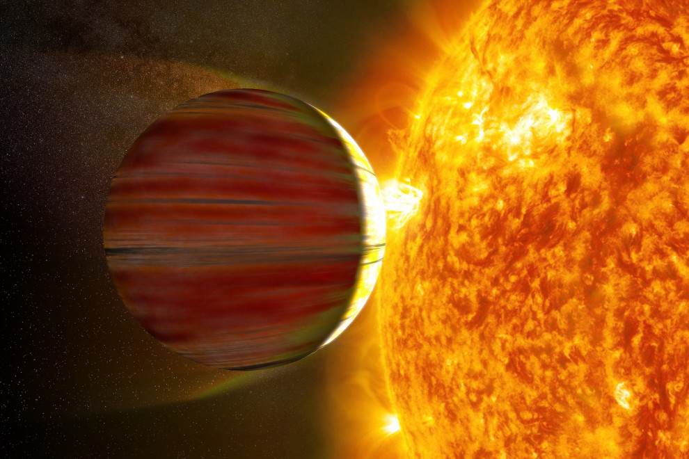Planetas más grandes Universo