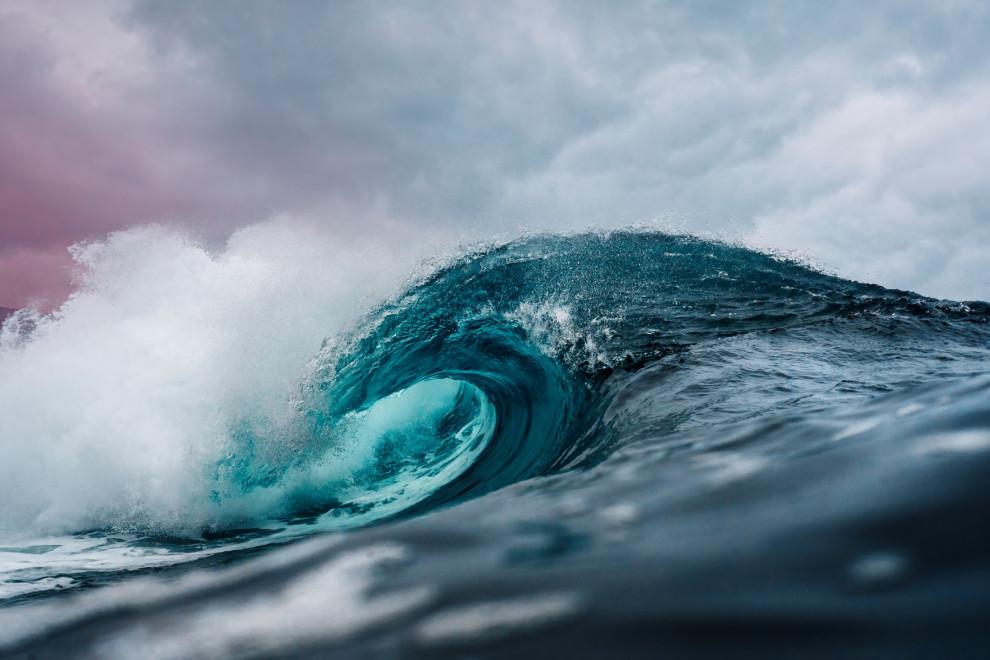 Tipos olas
