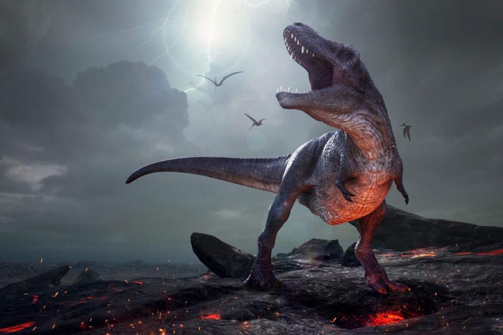 Extinciones masivas historia Tierra