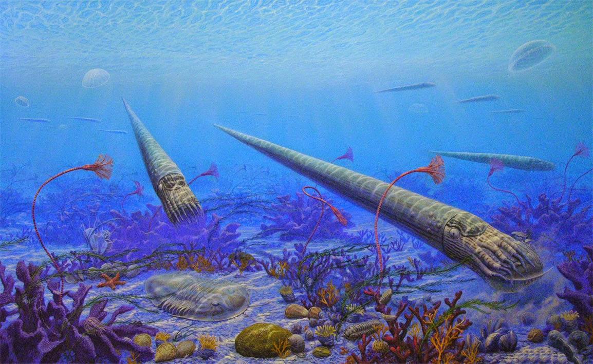 Extinción Ordovícico Silúrico
