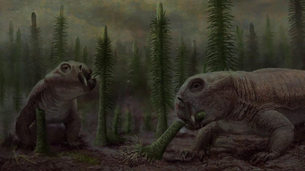 Extinción Triásico