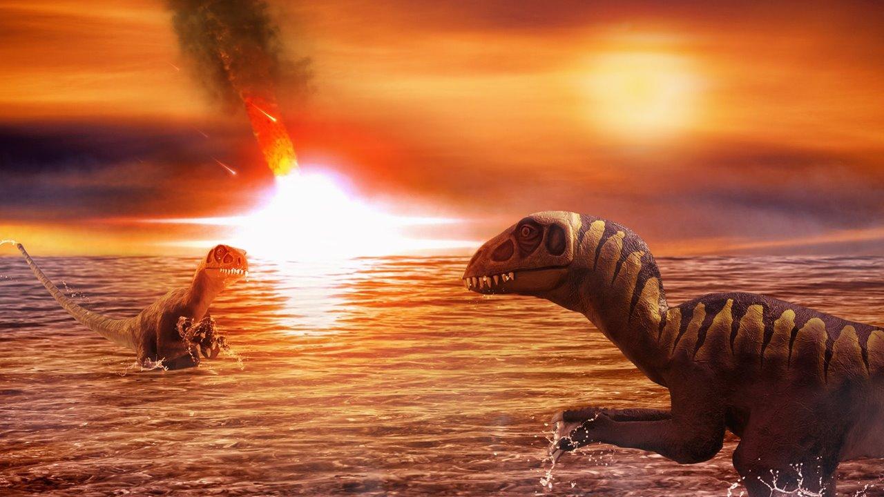 Extinción Cretácico