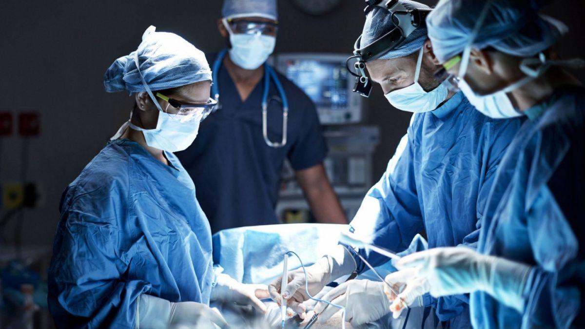 Cirugía riñón