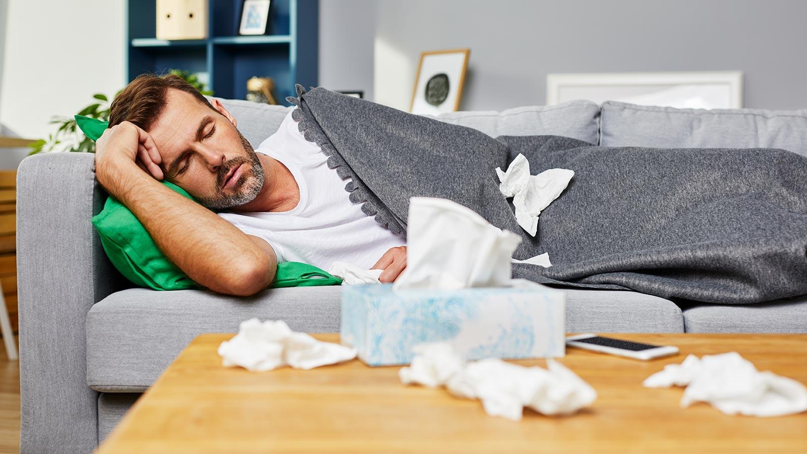 Resfriado síntomas