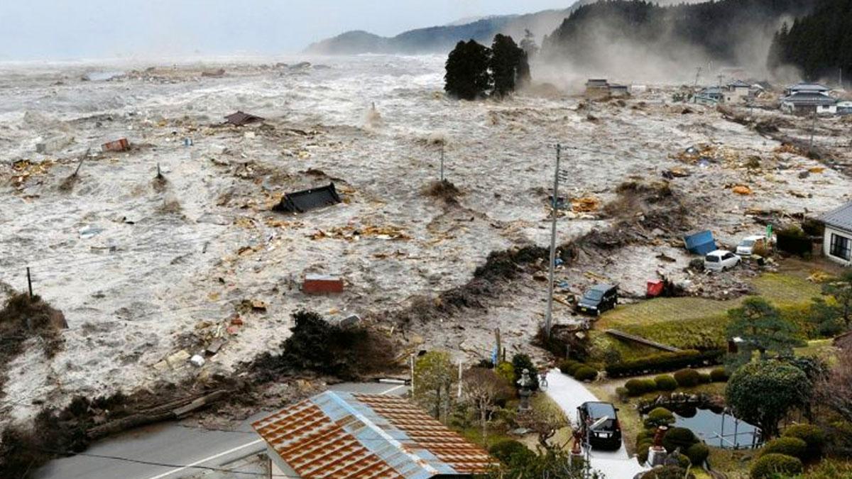 Tsunami costa