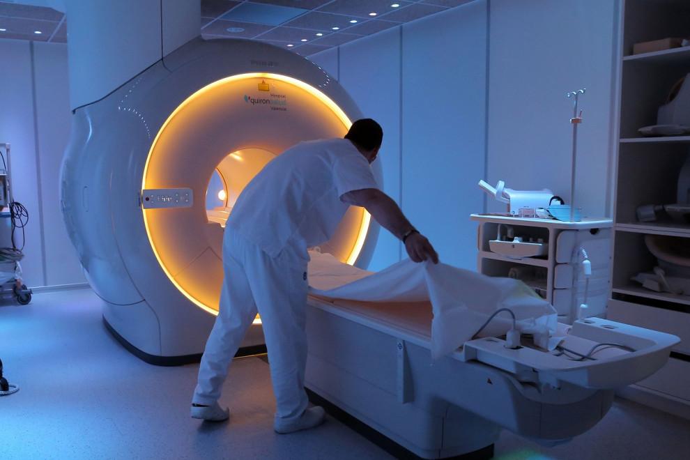 Diferencias entre resonancia, TAC y radiografía
