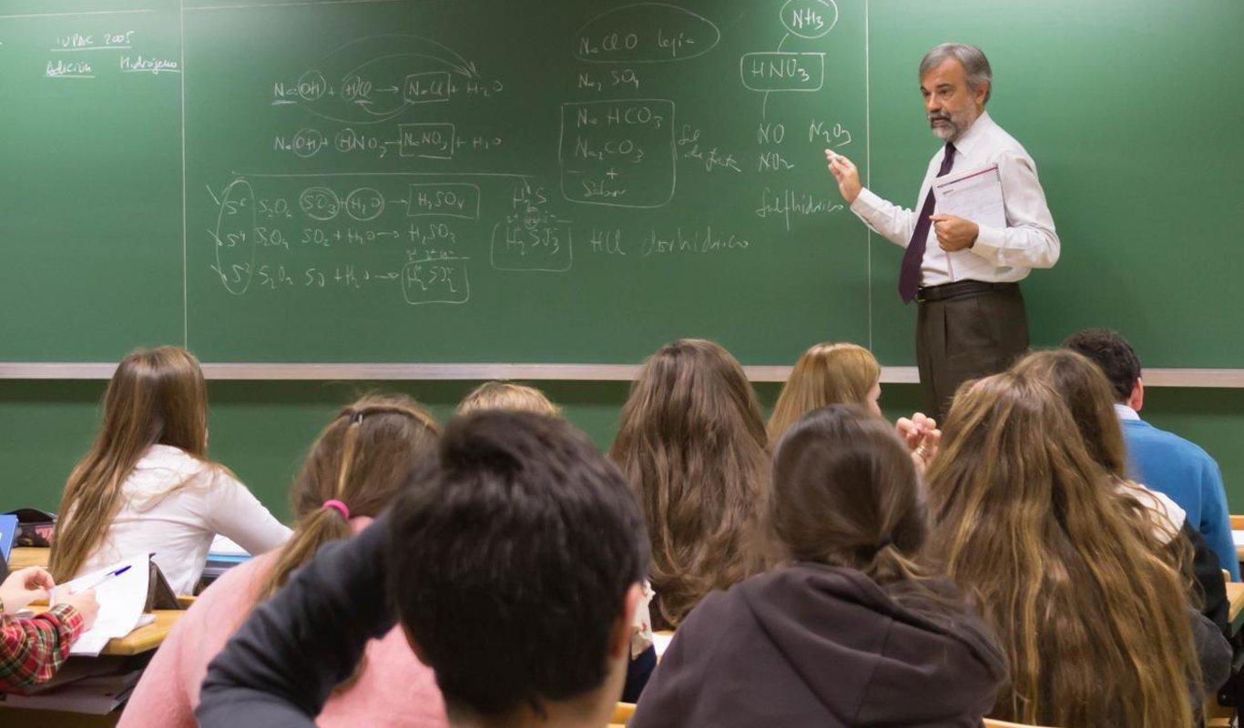 Reglamento escolar características