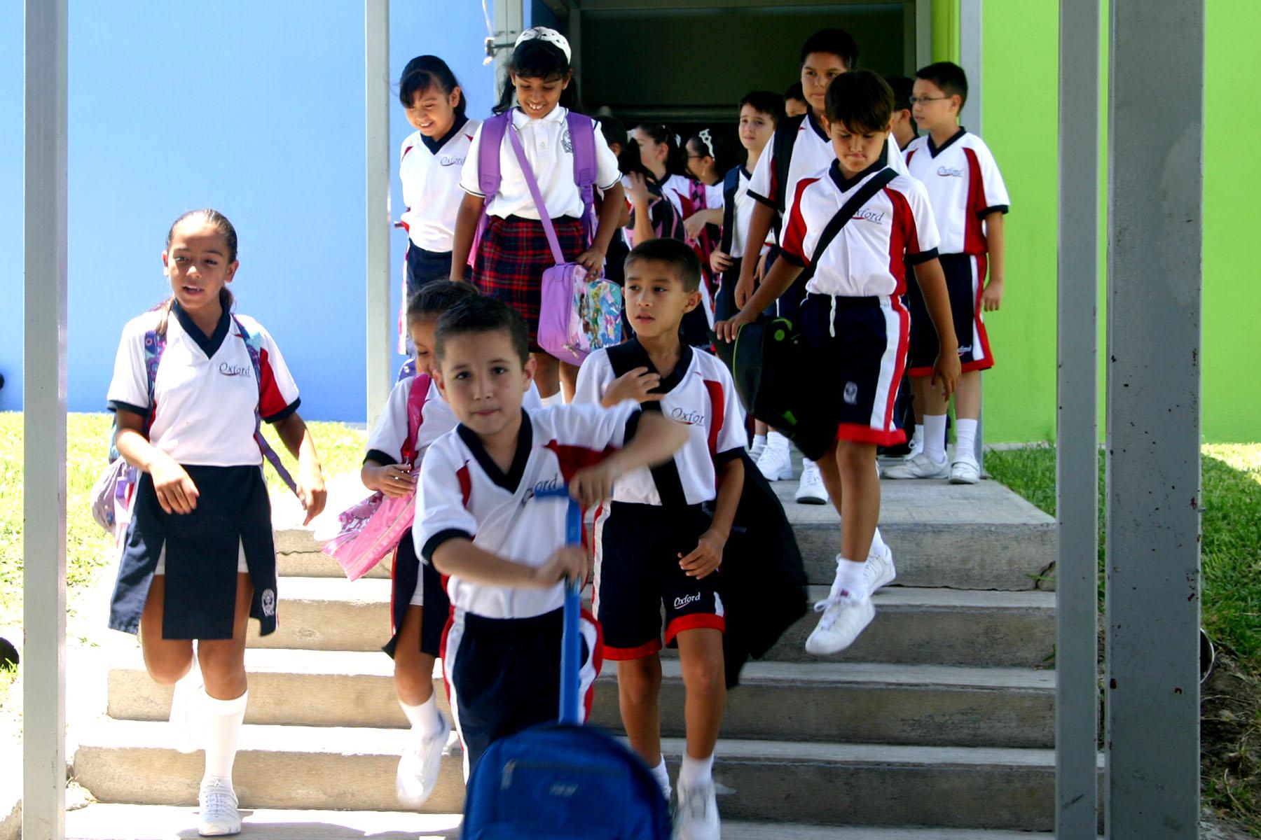 Reglamento escolar derechos