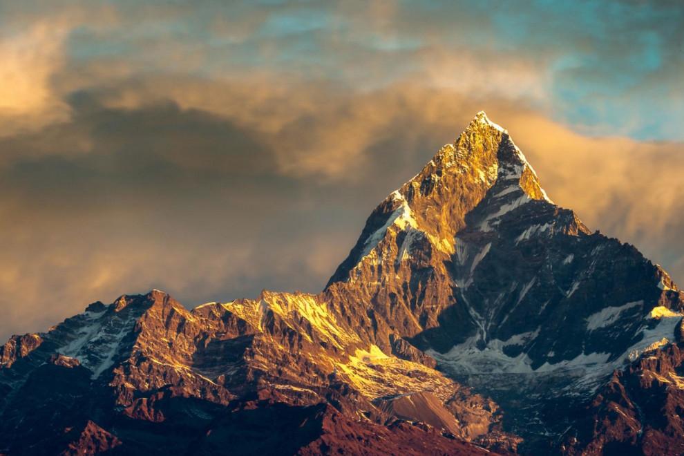 Montañas más altas mundo