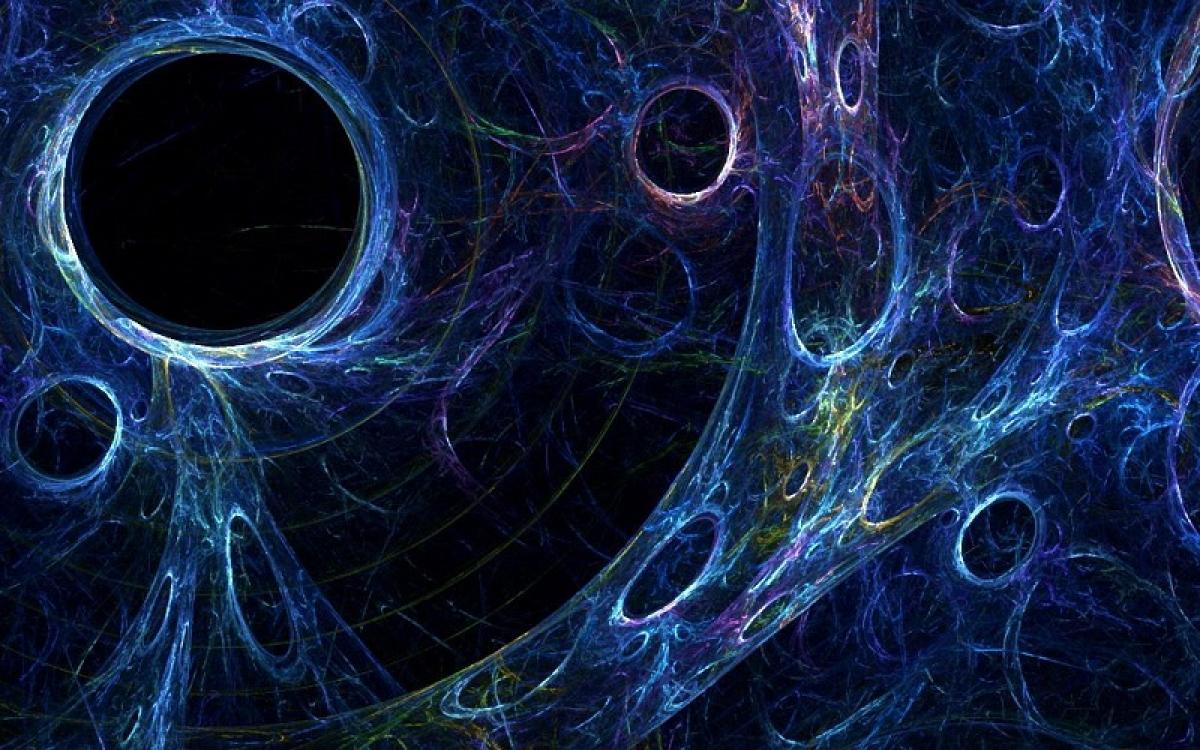 Materia oscura qué es