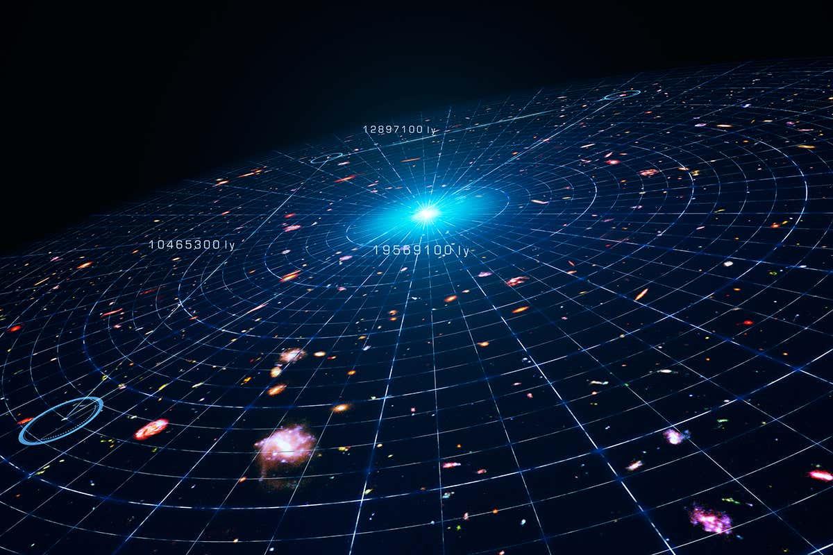 Expansión Universo