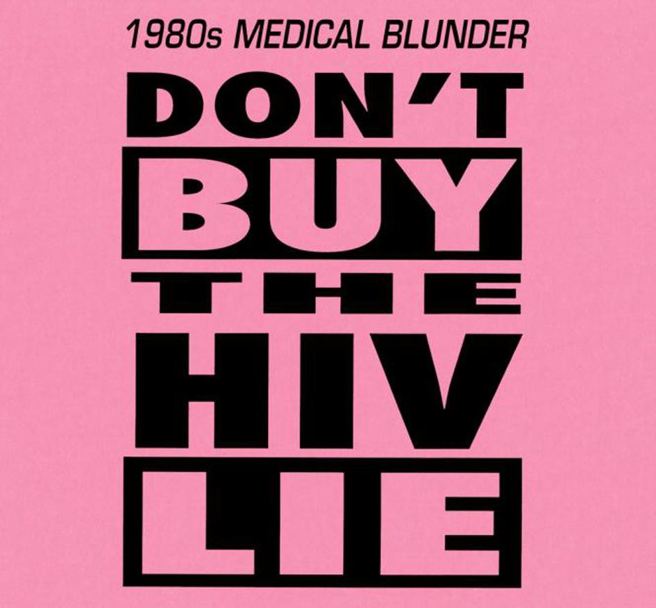 Negacionistas sida