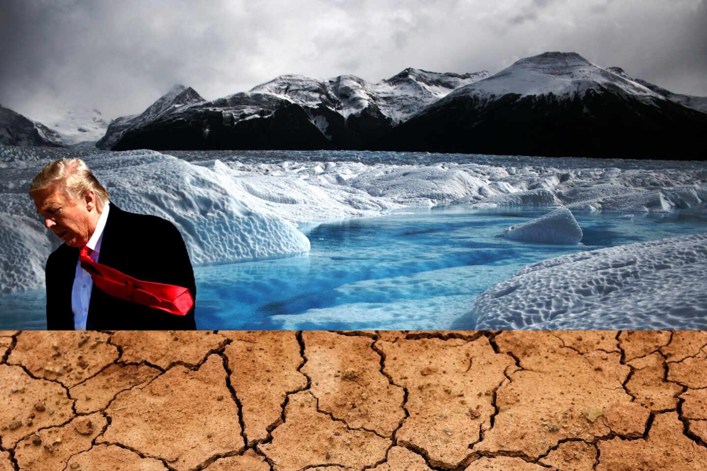 Negacionistas cambio climático
