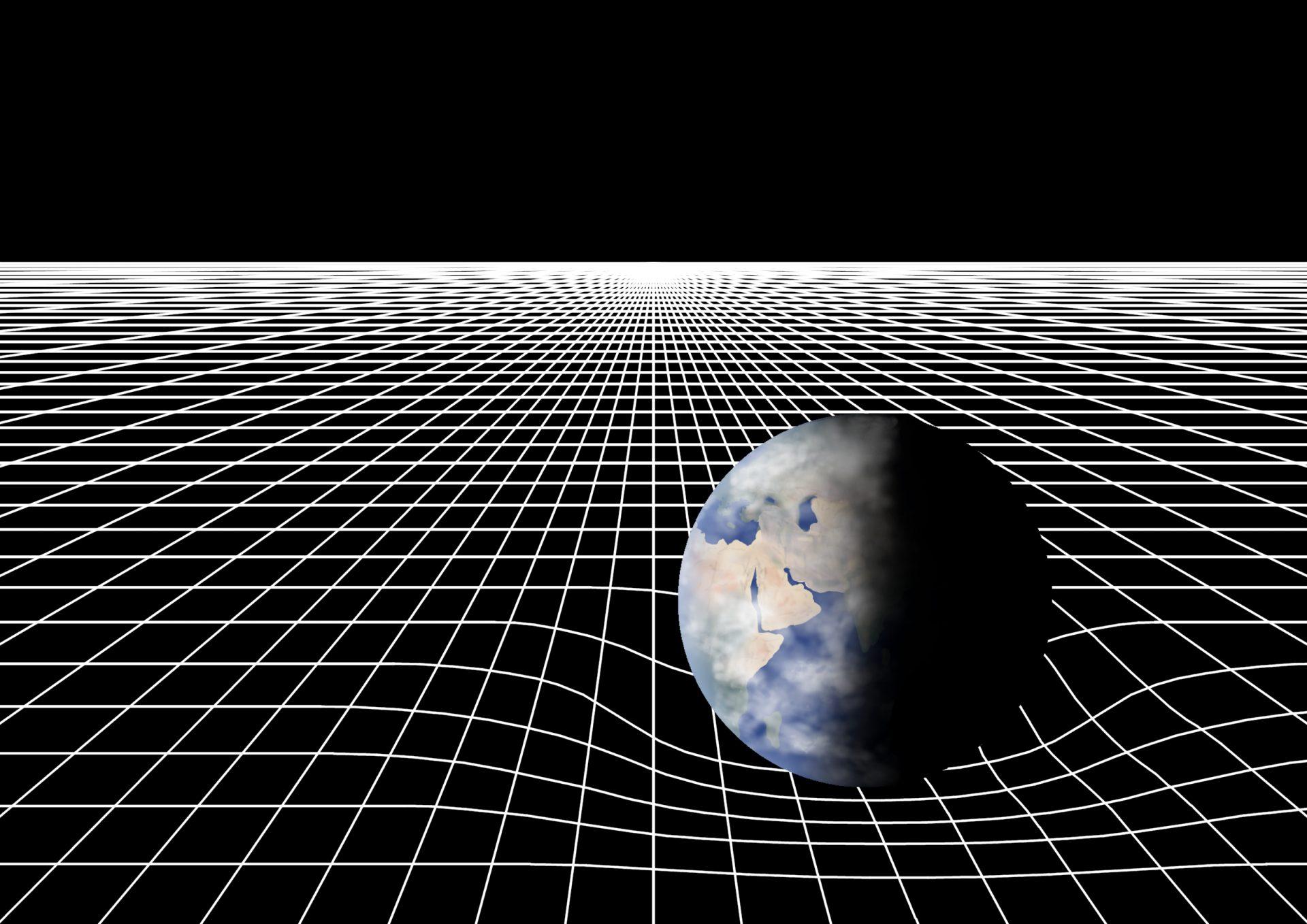 Universo plano