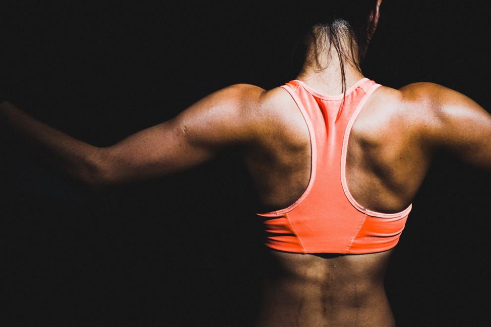 Cómo crecen músculos