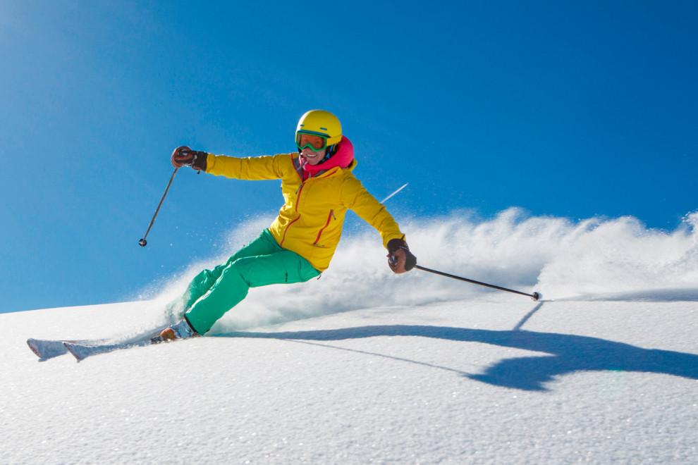 Lesiones esquiadores