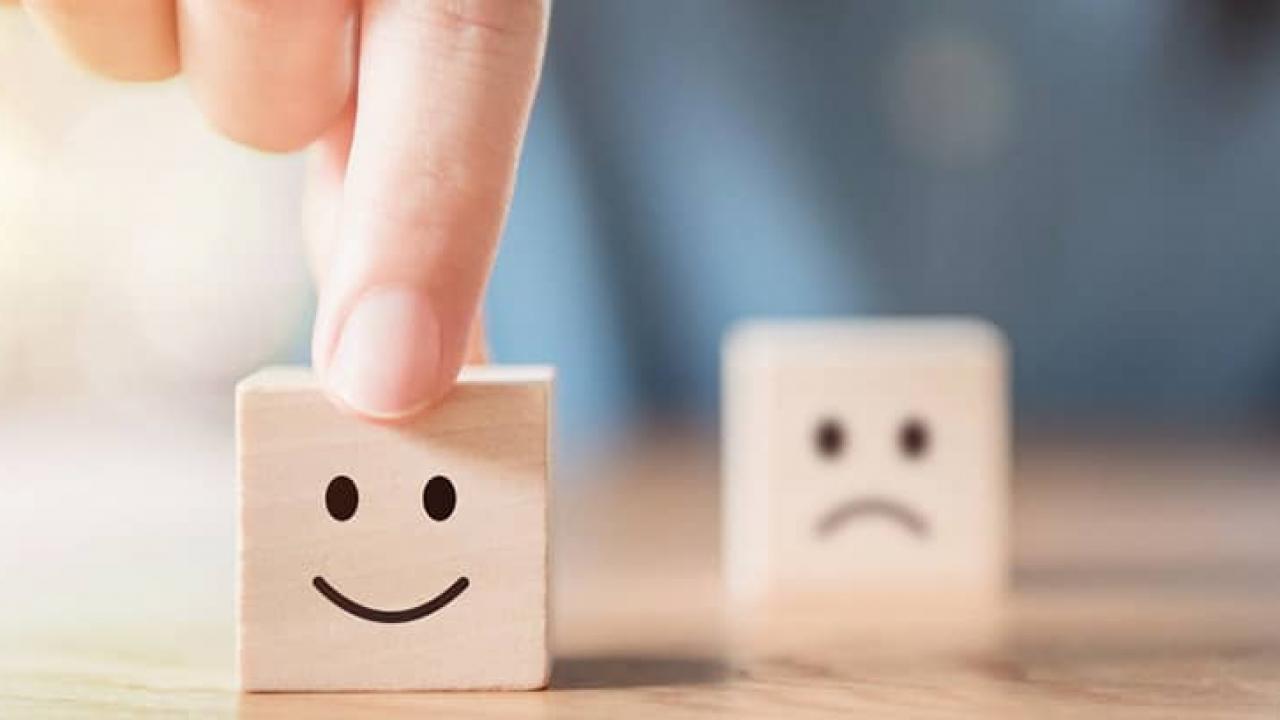 Evitar negatividad