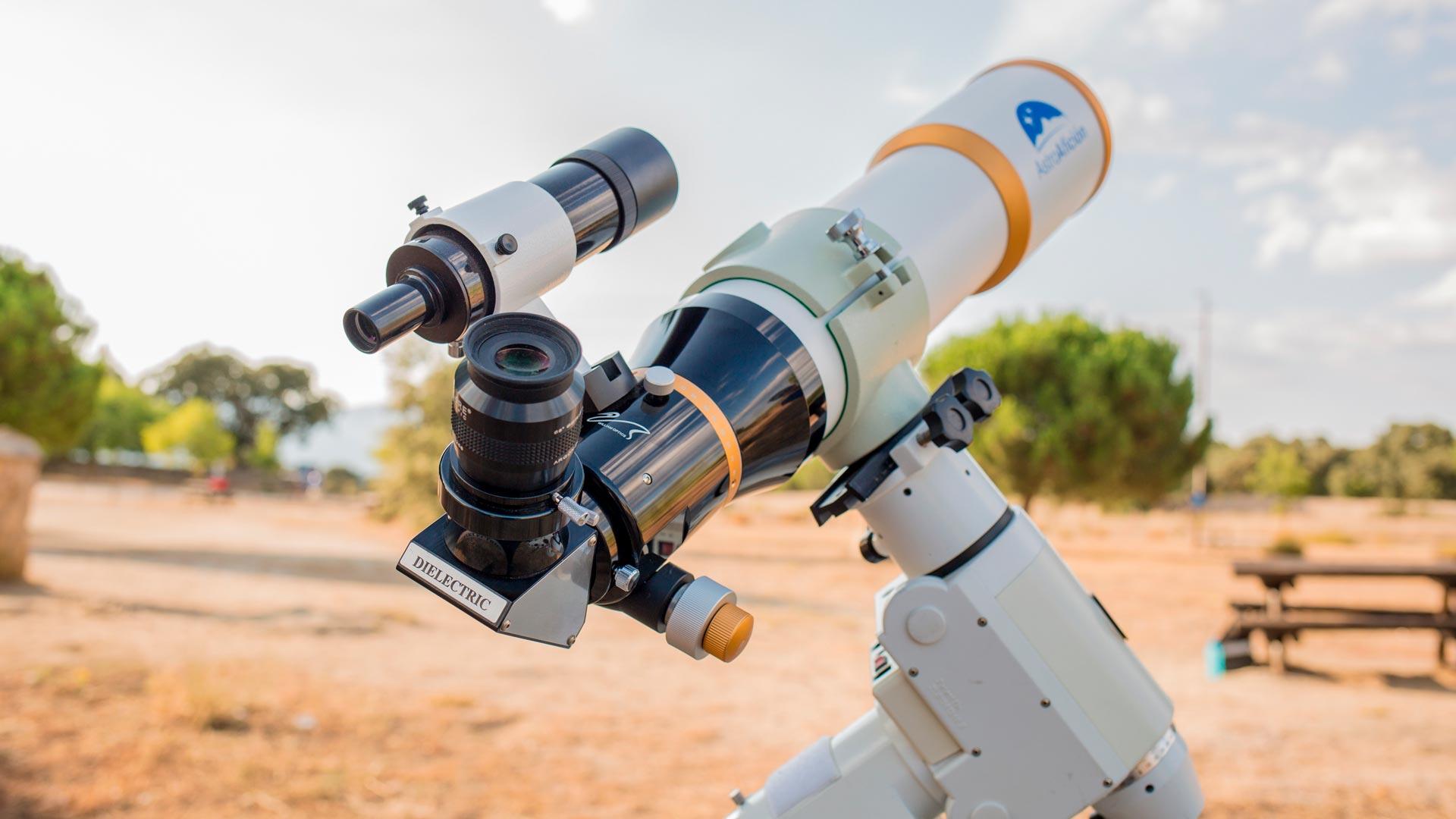 Telescopio catadióptrico
