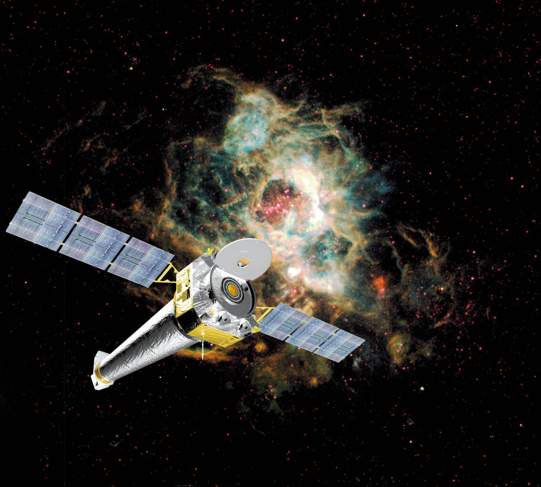 Telescopio rayos X
