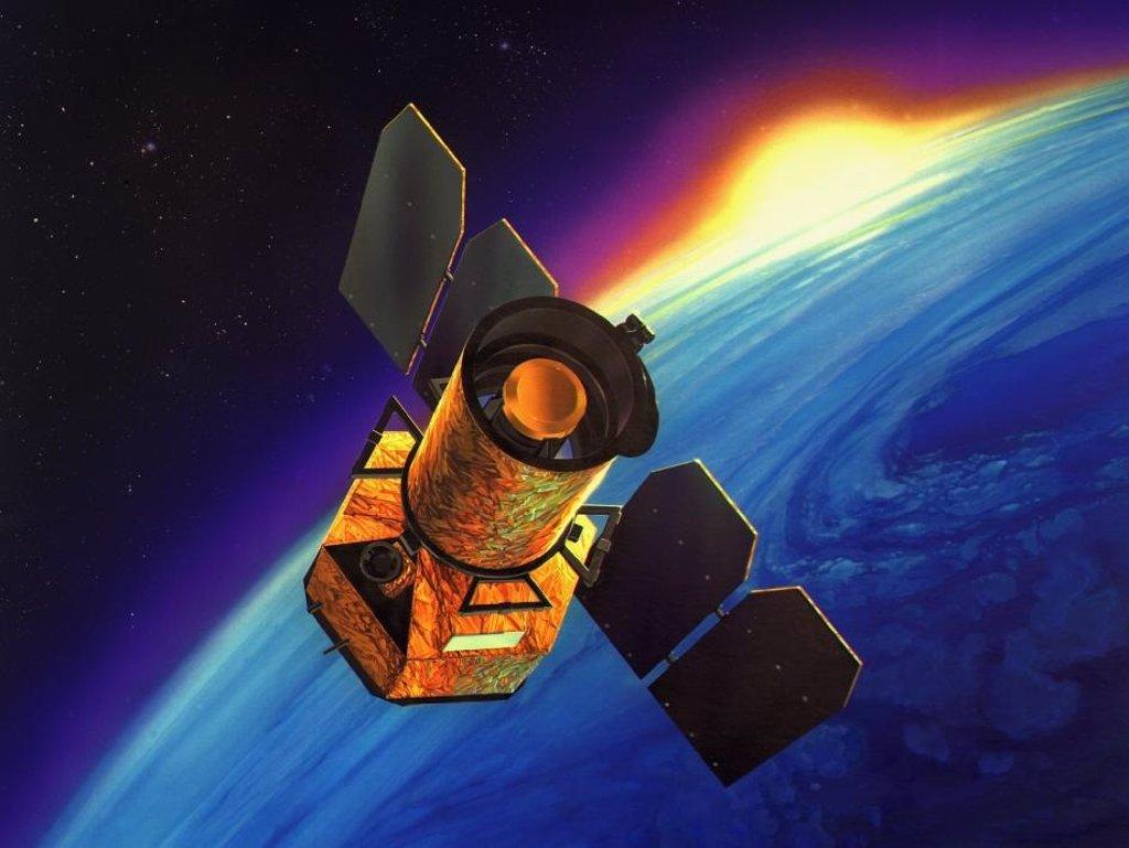 Telescopio ultravioleta