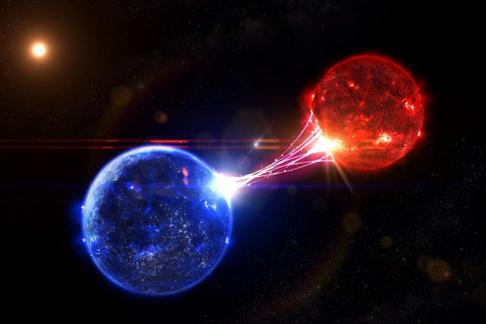 Estrellas más extrañas Universo