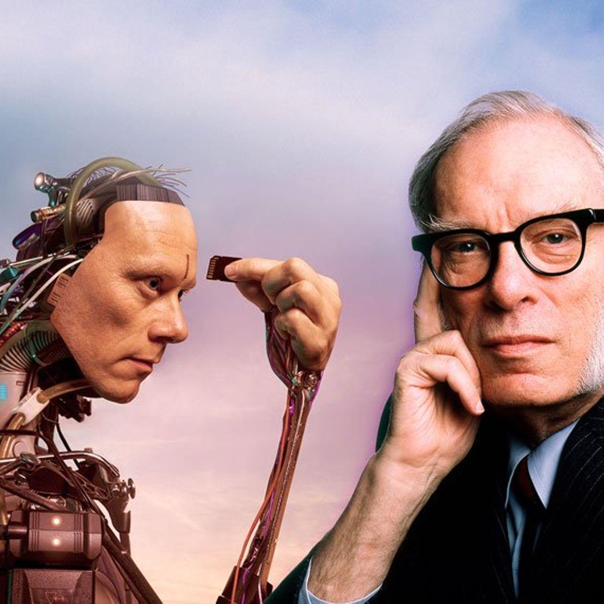 Isaac Asimov robótica