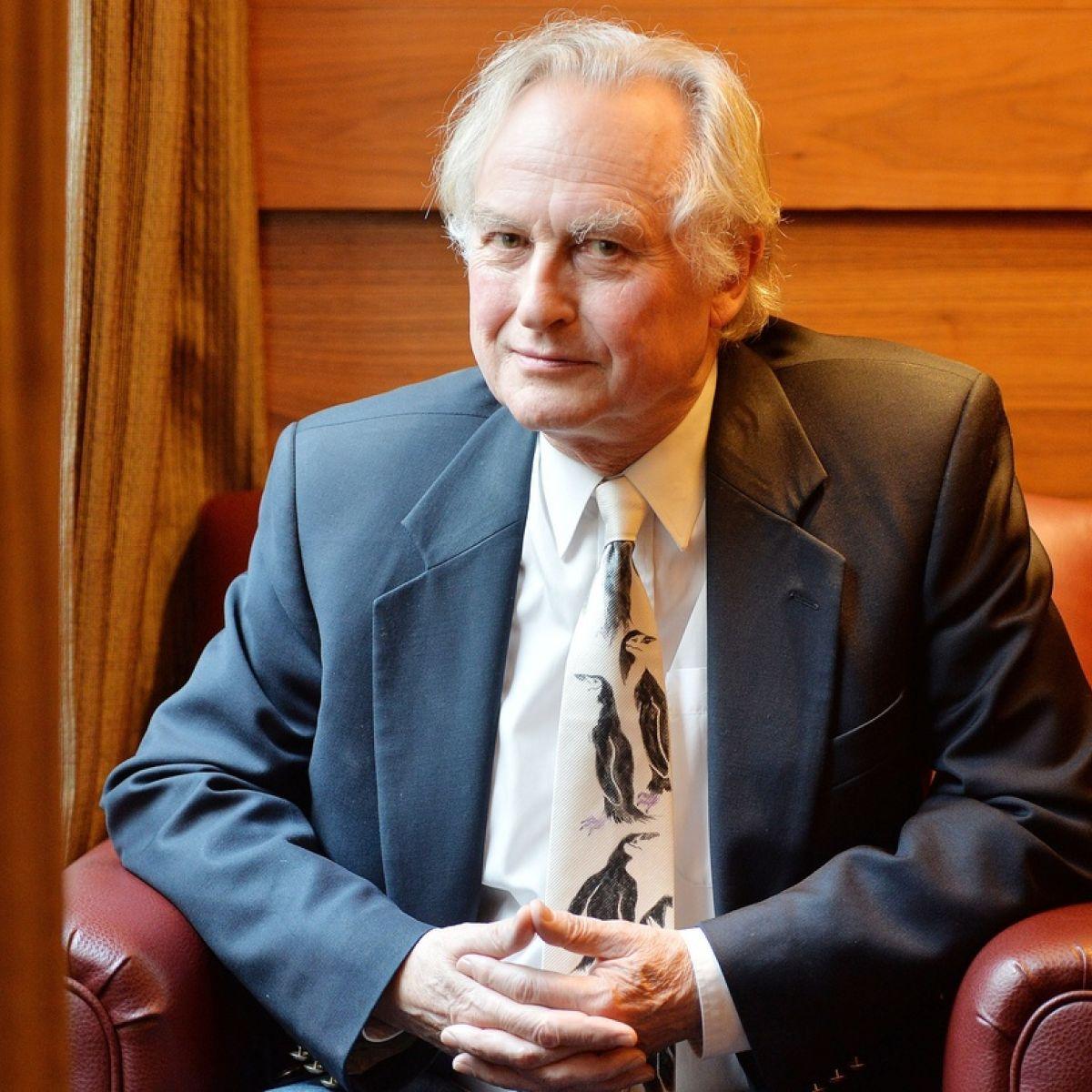 Richard Dawkins vida