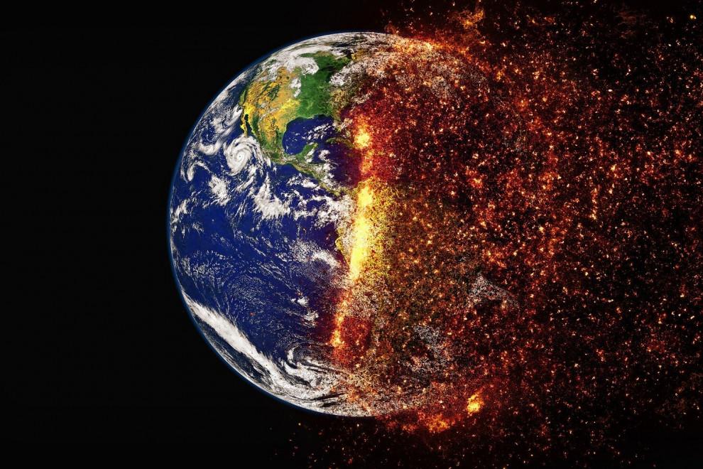 Diferencias cambio climático calentamiento global
