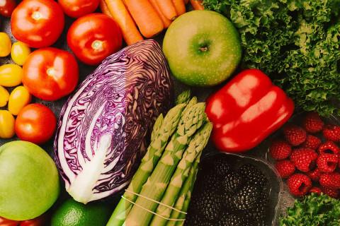 Fuentes de vitaminas alimentos